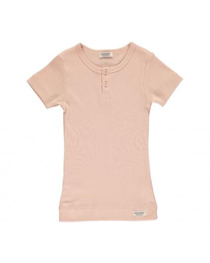 MARMAR Basic T-shirt - Camero Rose