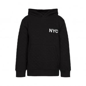 PETIT BY SOFIE SCHNOOR NYC Hoodie – Black