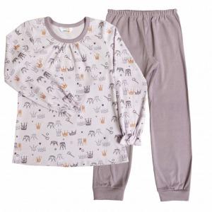 Joha Bomuld Crown Pyjamas