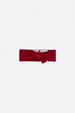 Hust&Claire Fleure hårbånd,rød