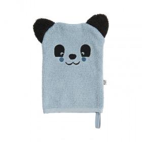 Pippi vaskeklud panda handske