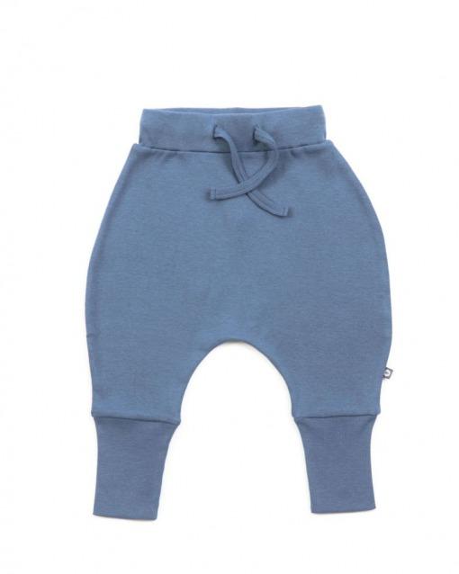 Smallstuff bukser i mørk denim