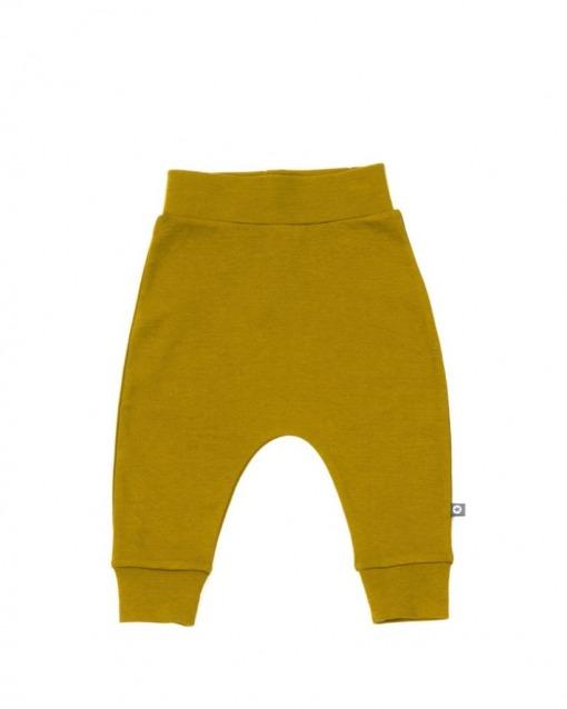 Smallstuff bomulds bukser i karamel