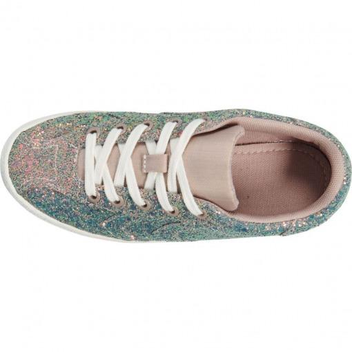 Hummel Diamant Glitter Jr./ Sneaker m. Glimmerlook