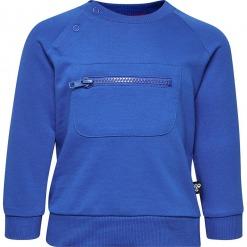 Hummel – HMLVINNIE Sweatshirt, Nebulas Blå m. lynlås