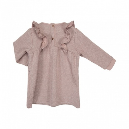 Petit by sofie schnoor mina kjole light rose P201617 4037 bag