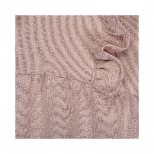 Petit by sofie schnoor mina kjole light rose P201617 4037 detalje