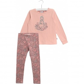 Wheat Disney Frost 2 Pyjamas, Rosa