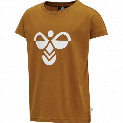 Hummel HML Twilight T- Shirt - Cathay Spice