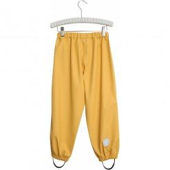 wheat regnbukser corn yellow pu charlie gul 7351b-970