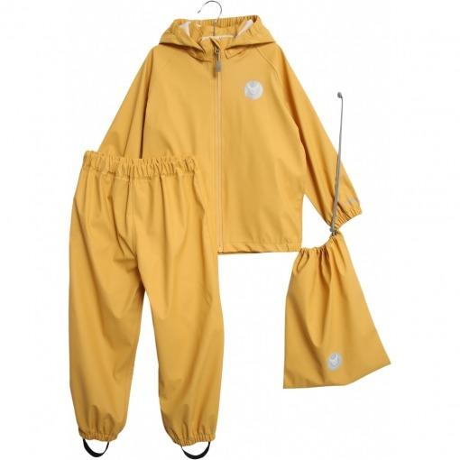 wheat regntøj corn yellow pu charlie gul 7351b-970