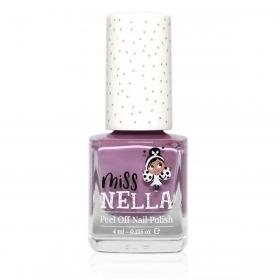 Miss Nella Neglelak Bubble Gum Lilla