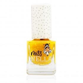 Miss Nella Neglelak Honey Twinkles Gul Glimmer