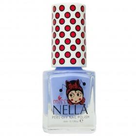 Miss Nella Neglelak Blue Bell / Blå