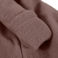 Mikk-Line ulddragt køredragt merino uld marron