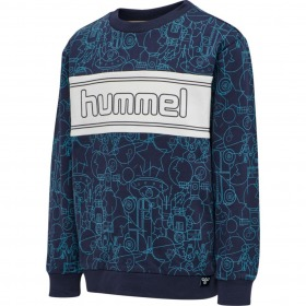 Hummel Sweatshirt buzz black iris navy