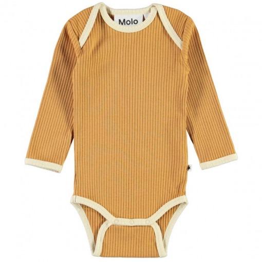Molo Body LS Faros Honey - Honning Gul - For