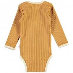 Molo Body LS Faros Honey - Honning Gul - Bag