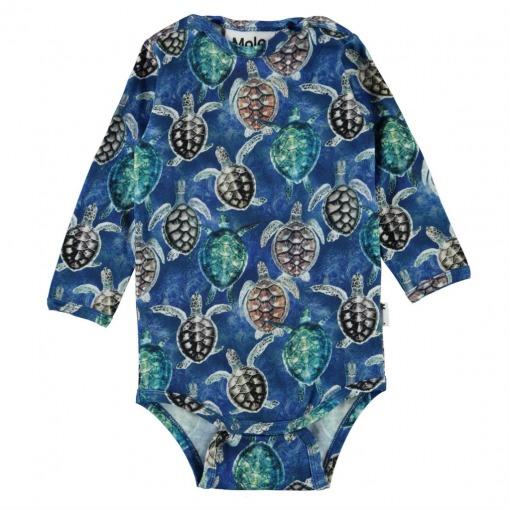 Molo body Field Mini Turtles - Skildpadder - For