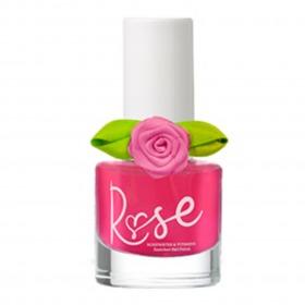 Snails Neglelak Rose Peel Off - I'm Basic - Varm Pink