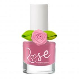 Snails Neglelak Rose Peel Off - LOL - Pink med glitter