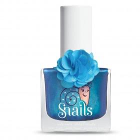 Snails neglelak - Fleur Lilly - Blå med perlemor