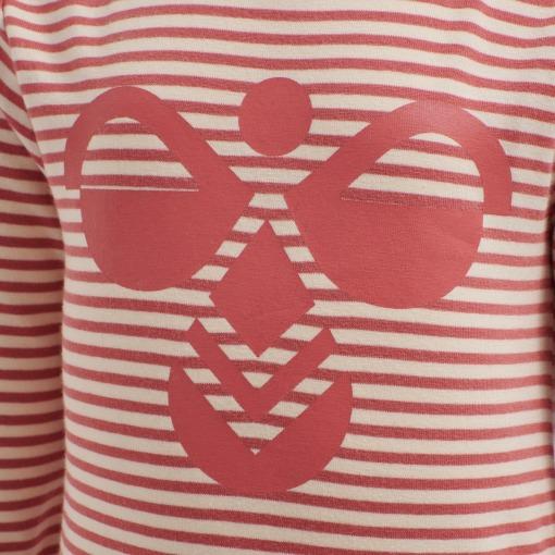 Hummel Heldragt Loui - Faded Rose - Rød