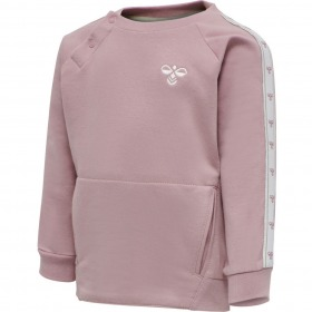 Hummel Sofia sweatshirt woodrose - støvet rosa