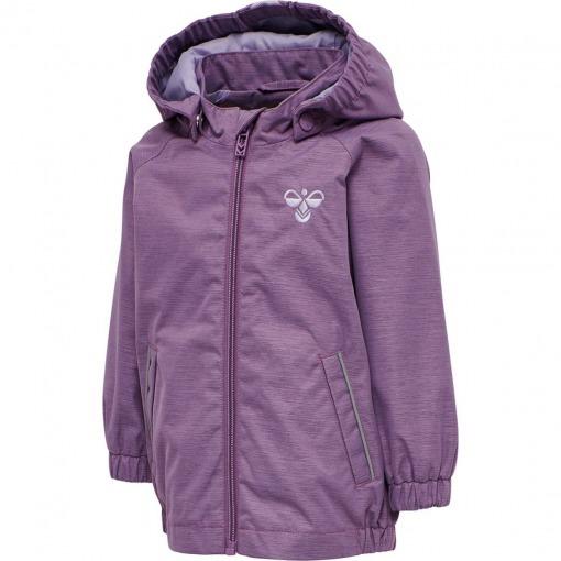 Hummel sommerjakke overgangsjakke - Bassa - chinese violet - lilla