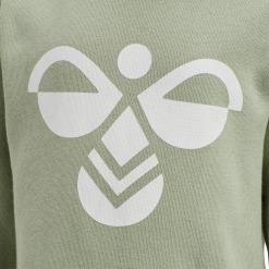 Hummel sweatsæt crewsuit Arin - Desert Sage-Lys grøn