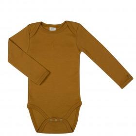 Smallstuff body Hazel - gyldenbrun med stjerne