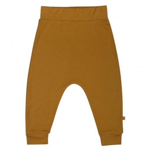 Smallstuff bukser - hazel - gyldenbrun