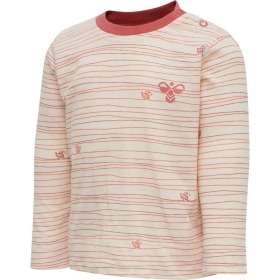 Hummel bluse - Freja - faded rose - rosa