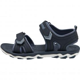 Hummel sandaler sport jr black iris - navy blå