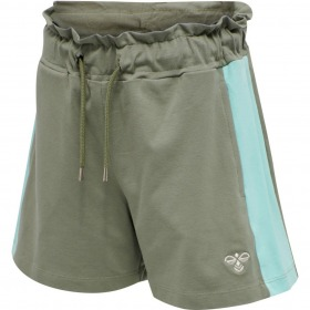 Hummel shorts - Sunny - vetiver - grøn - turkis