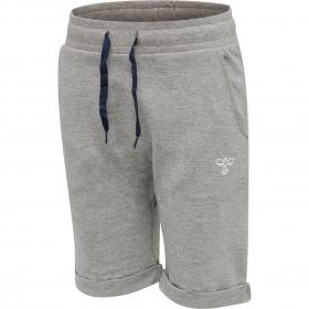 Hummel shorts - flicker - grey melange - gråmeleret