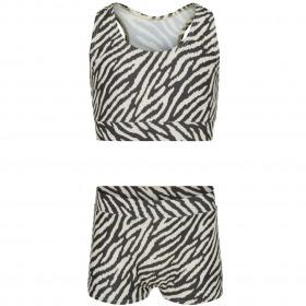 Petit By Sofie Schnoor bikini - Melucca - off-white - zebra