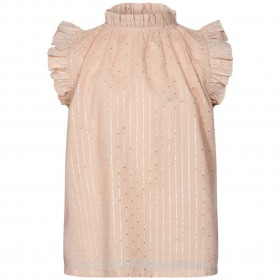Petit By Sofie Schnoor bluse - dido - light rose - rosa