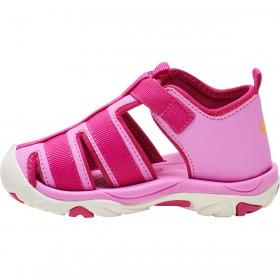 Hummel sandaler til børn - Buckle - Fuchsia Pink - Pink - Lukkede