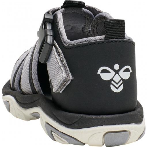 Hummel sandaler børn - Buckle - black - sort - lukkede sandaler
