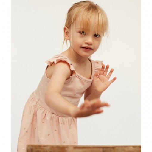 Petit By Sofie Schnoor kjole - Rosalil - Light Rose - rosa