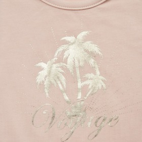 Petit By Sofie Schnoor t-shirt - Penelope - Light Rose - rosa