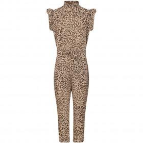 Sofie Schnoor Girls jumpsuit - Aminata - Leopard
