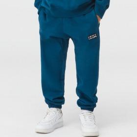 Molo Joggingbukser Ams - Sea blue - Blå