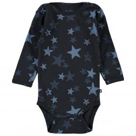 Molo bodystocking - Foss - Stars - navy med stjerner