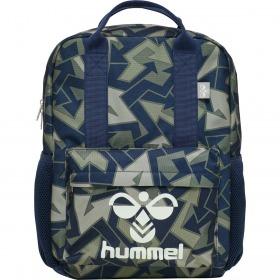 Hummel Freestyle rygsæk - JR- Thyme - Grøn - blå