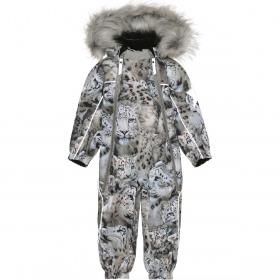 Molo Flyverdragt, Pyxis Fur, Snowy Leopards, Sneleopard